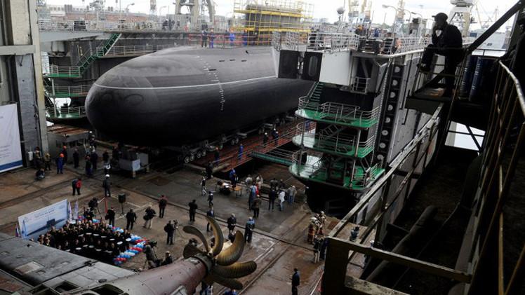 Los submarinos del futuro estarán equipados con drones sumergibles