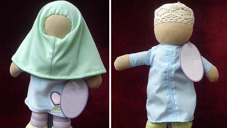 Nace la 'muñeca Sharia' sin rostro