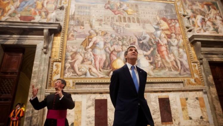 EE.UU. pide ayuda del Vaticano para cerrar Guantánamo