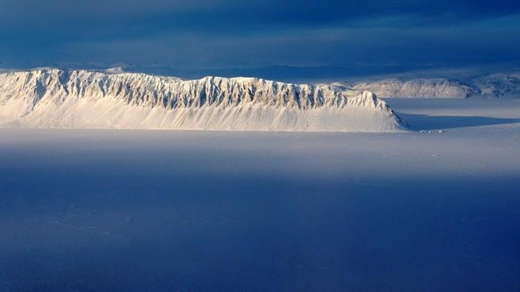 Dinamarca reclama parte del Ártico incluido el Polo Norte