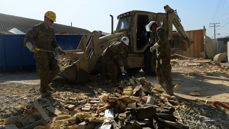 Obama: Los militares de EE.UU. deberían volver desde Afganistán en limusinas