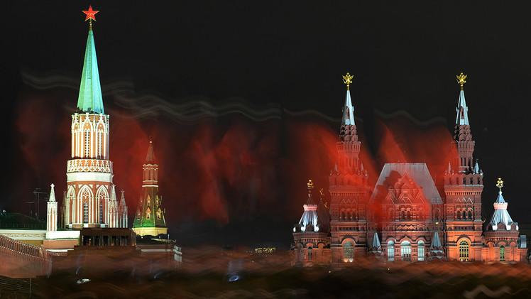 Lavrov: Con las sanciones EE.UU. intenta cambiar el poder en Rusia