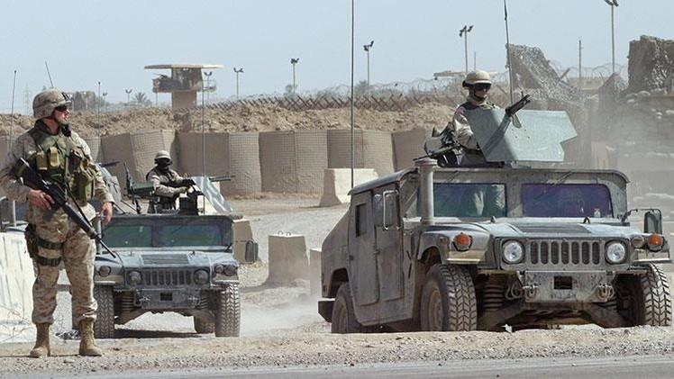EE.UU. intenta ocultar fotos que muestran graves crímenes de sus soldados en Irak
