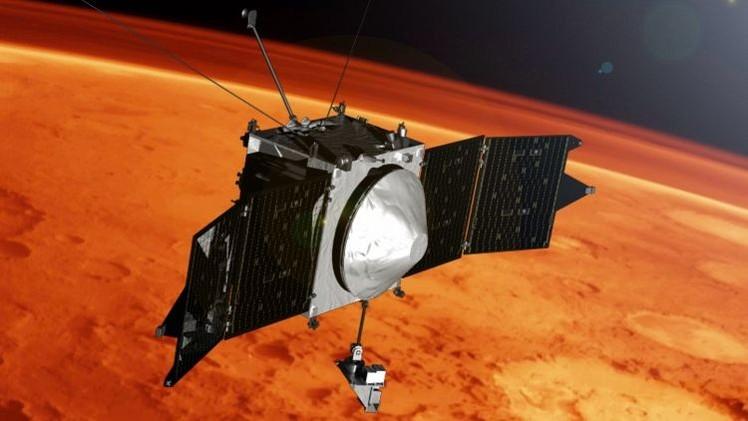 Descubren qué fue lo que acabó con la atmósfera marciana