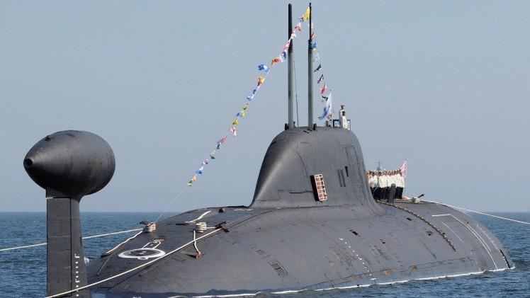 La India estudia alquilar un segundo submarino nuclear ruso Nerpa