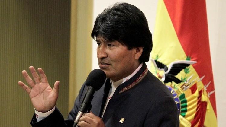 """Evo Morales: La caída de petróleo es una """"agresión económica contra Rusia y Venezuela"""""""