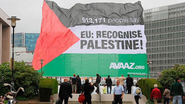 La UE discutirá una resolución sobre Palestina acorde con Israel