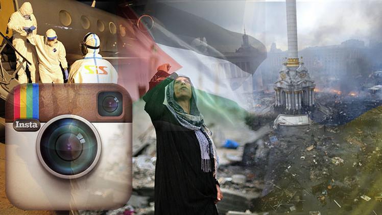 Las fotos de Instagram que marcaron el 2014