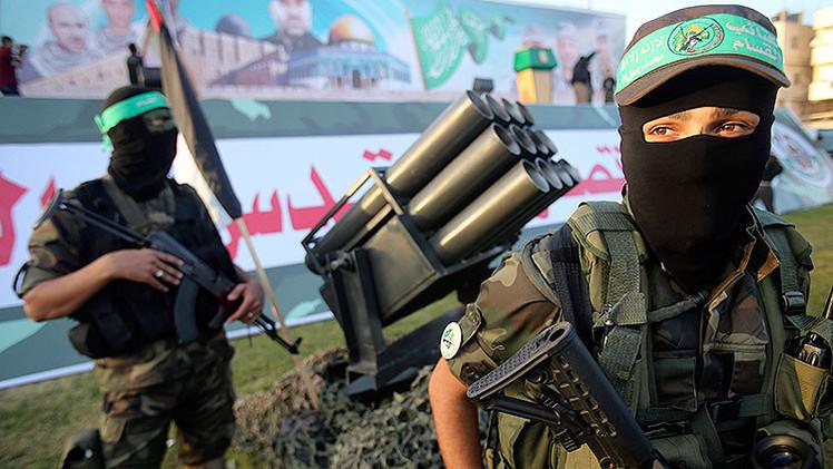 La UE ordenó eliminar Hamás de la lista negra del terrorismo