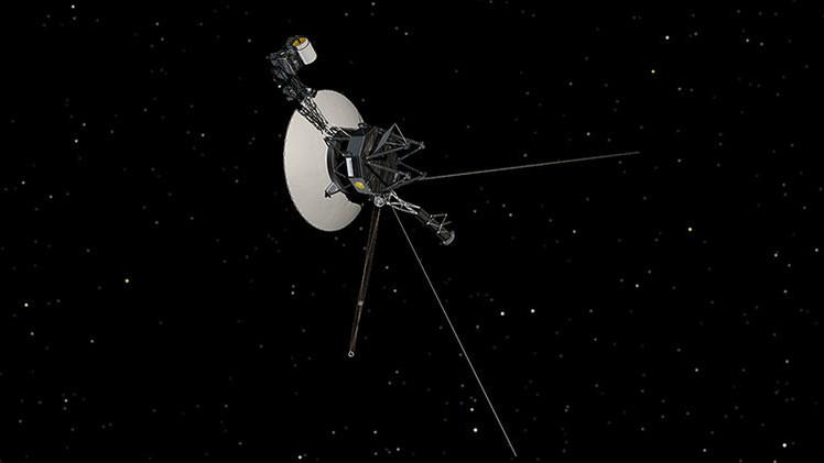 Ondas de 'tsunami' empujan a la Voyager 1 al espacio interestelar