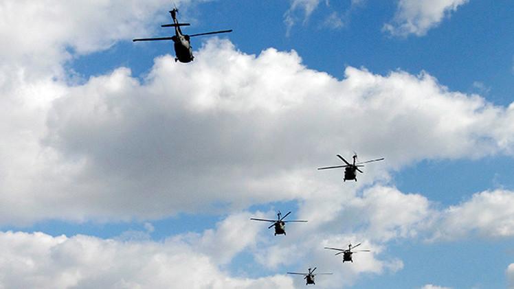 EE.UU: ¿Por qué helicópteros negros sobrevuelan el cielo de Dallas?