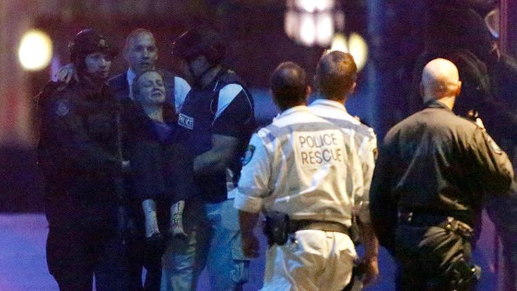La esposa del secuetrador de Sídney publicaba videos terroristas