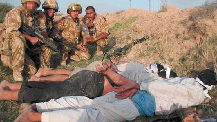"""Investigación: """"Soldados británicos maltrataron a detenidos en Irak"""""""