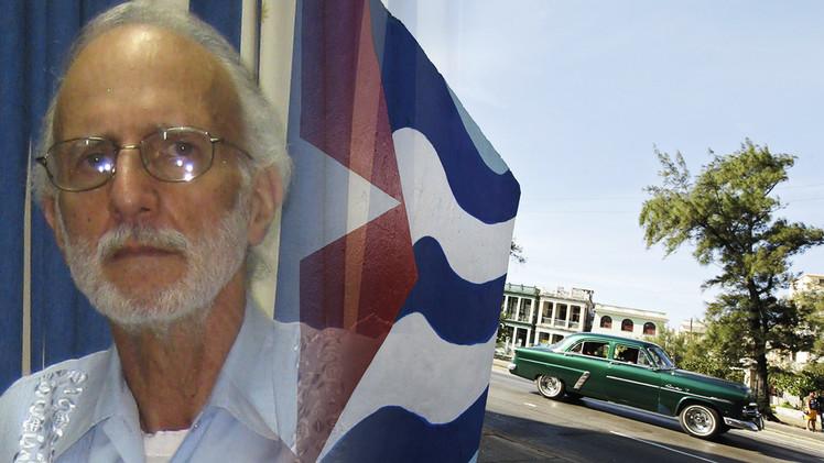 Cuba libera a Alan Gross a cambio de tres de 'los cinco' cubanos