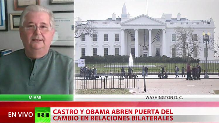 El jefe de USAID dimite tras el giro en las relaciones entre EE.UU. y Cuba