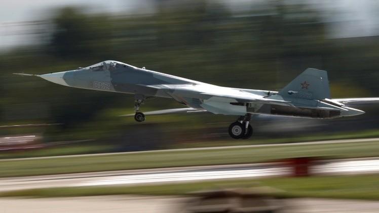 Rusia supera a EE.UU. en la producción de equipos de aviación para la Fuerza Aérea