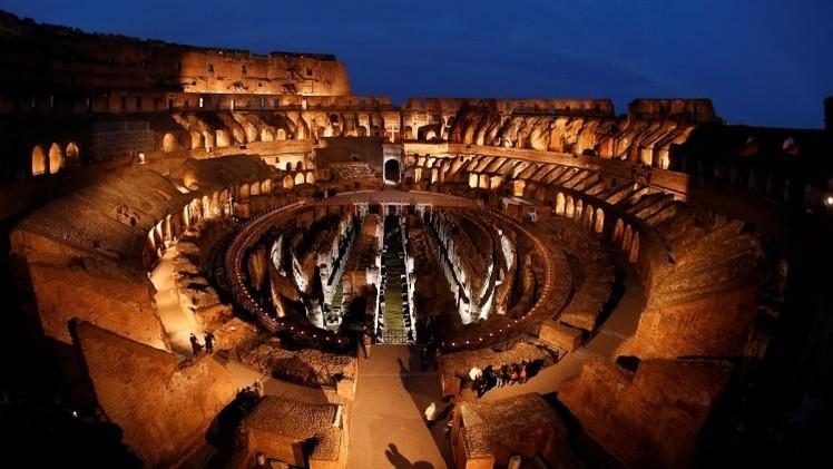 Hallan el 'ingrediente secreto' de los majestuosos edificios romanos