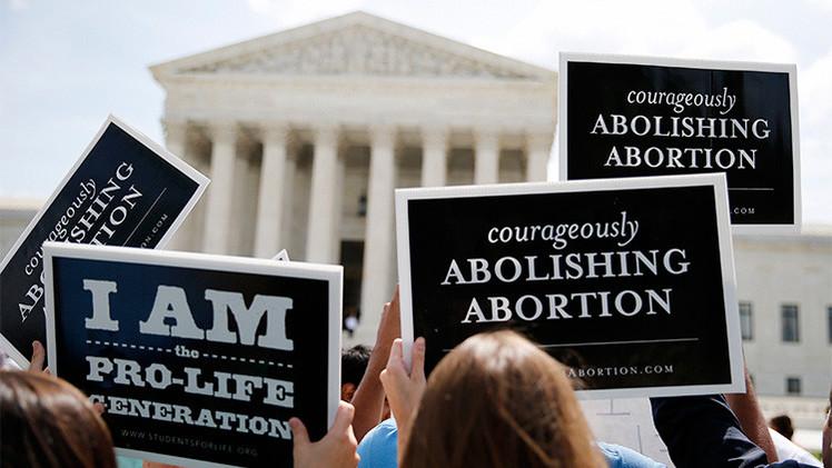 """""""La mujer debe tener permiso del hombre para abortar si no demuestra una violación legítima"""""""