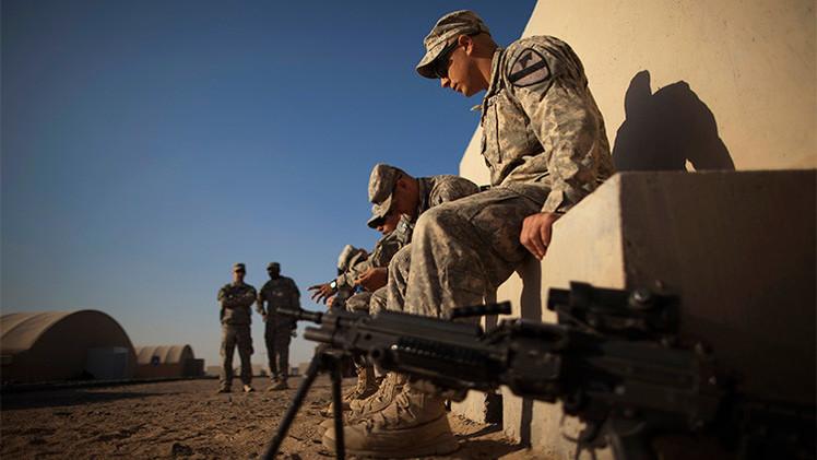 Primer combate entre milicianos del Estado Islámico y soldados de EE.UU. en Irak