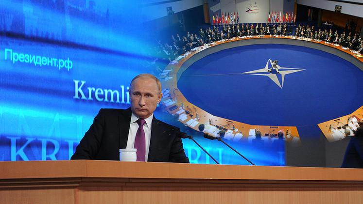 Putin y OTAN