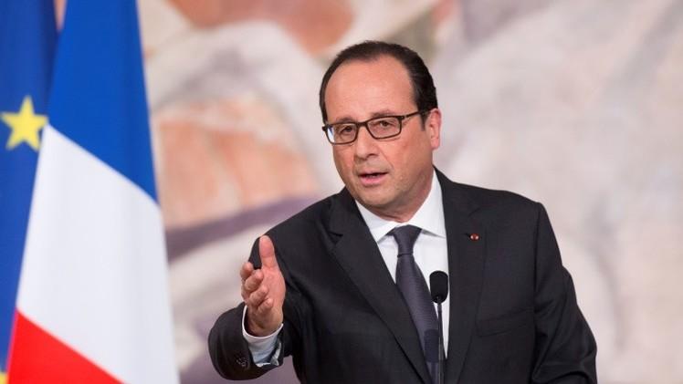 Hollande: No hay fundamento para endurecer las sanciones de la UE contra Rusia
