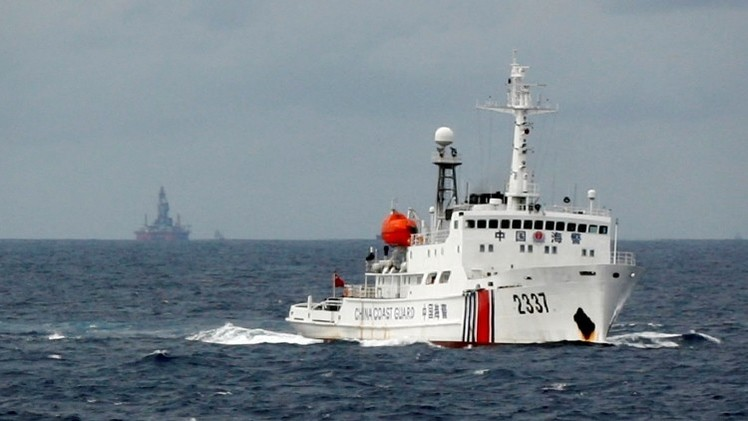 China creará para 2020 un sistema de observación oceánica para defender sus intereses