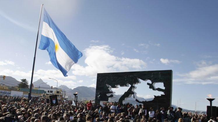 Cristina Fernández pidió diálogo al Reino Unido por las Islas Malvinas