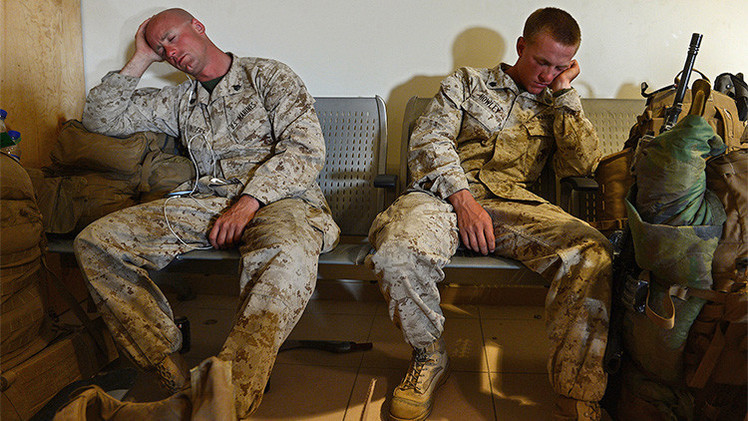 Cosas que el mando militar de EE.UU. no cuenta sobre el servicio
