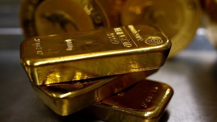 Cambiazo: Sustituyen oro por plomo en una bóveda del Banco Central de Ucrania