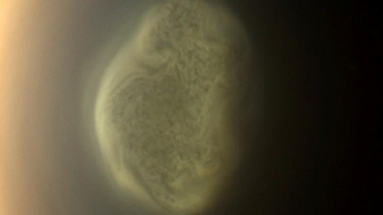 NASA: el viento en los mares de Titán provoca dunas de arena