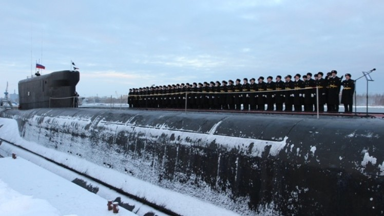 Video: La Armada rusa incorpora su tercer submarino nuclear estratégico