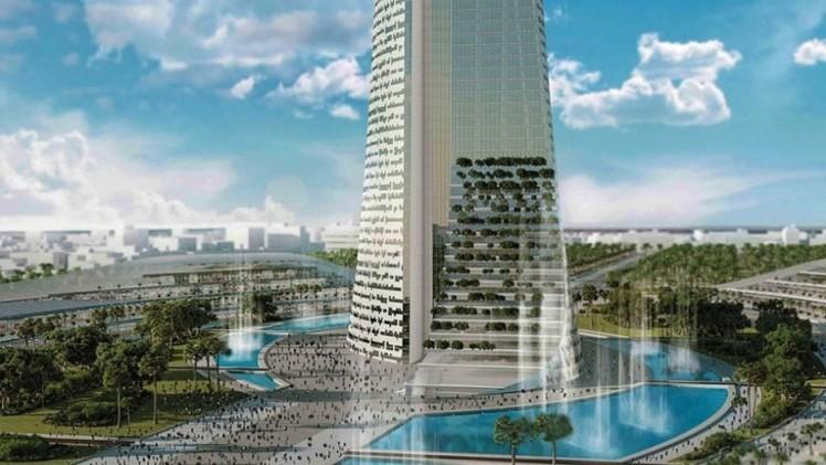 Fotos: La 'Torre de la Luz' de Casablanca será el edificio más alto de África