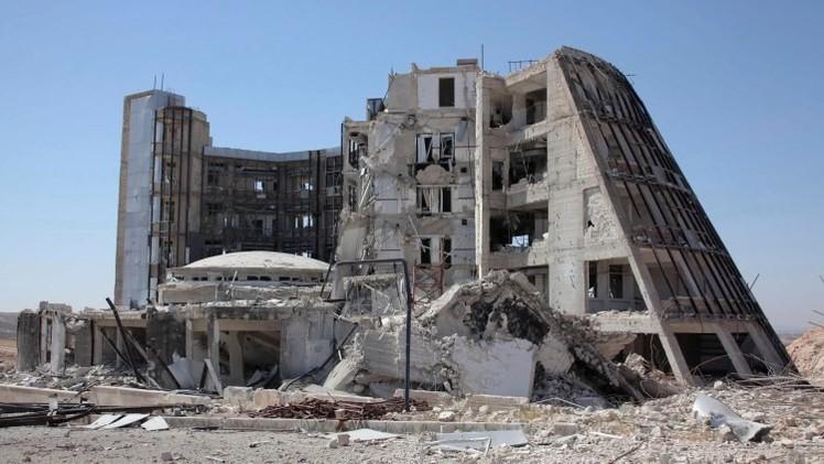 Impactantes imágenes: Así es una prisión de rehenes del Estado Islámico