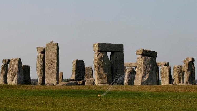 Descubren cerca de Stonehenge un campamento de 6.000 años