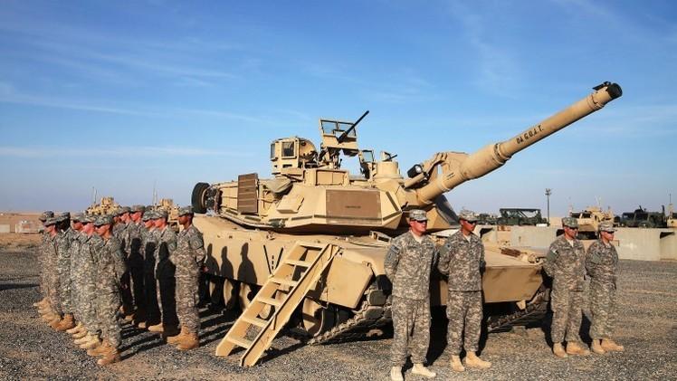 EE.UU. gasta 120 millones de dólares en tanques que el Ejército no quiere