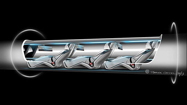 'Hyperloop': El tren del futuro se acerca a la velocidad del sonido
