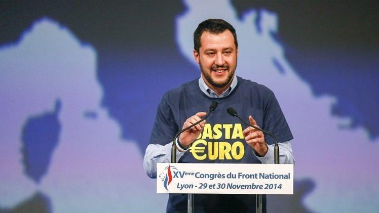 """La Liga Norte: """"Aumenta el frente europeo contra las sanciones antirrusas"""""""