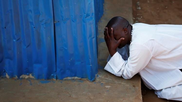 """Boko Haram publica espeluznante video de una masacre de """"infieles"""""""