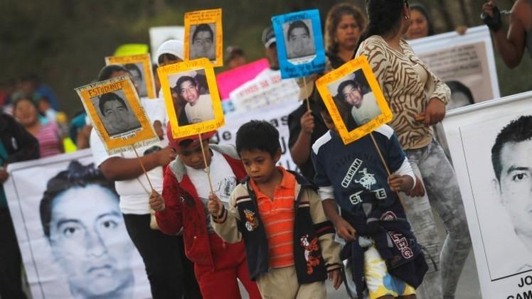 El Gobierno federal de México suspende la búsqueda de los 42 estudiantes