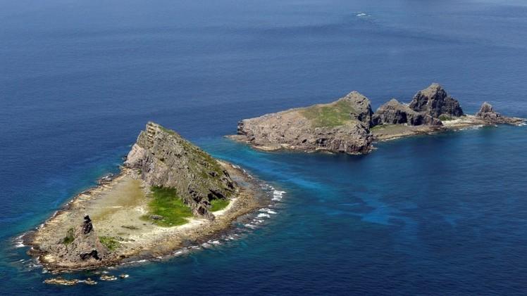 China construye una base militar cerca de islas en disputa con Japón