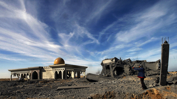 Rusia busca soluciones al atolladero Israel-Palestina