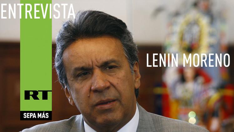 Entrevista con Lenín Moreno, enviado especial de la ONU para la discapacidad y la accesibilidad