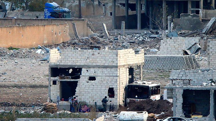 Kobani ¿Por qué los civiles no abandonan el eje de la guerra contra el Estado Islámico?