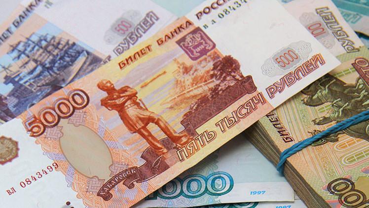 La crisis del rublo puede desatar un desastre financiero en Europa