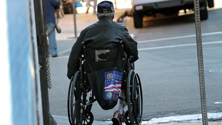 Un discapacitado escondía armas en su silla de ruedas y las vendía a Los Templarios