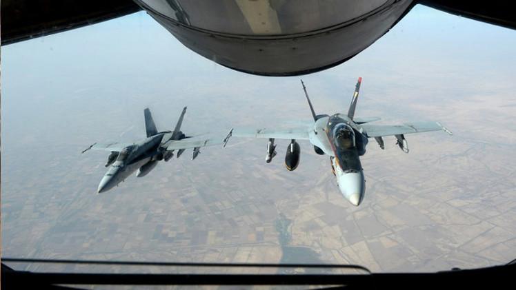 Video impactante de un ataque de EE.UU. en Irak