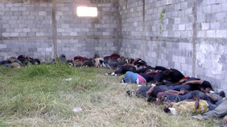 Fiscalía de México admite la participación de la Policía en matanzas de inmigrantes