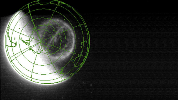 Revelan el origen de las misteriosas auroras Theta