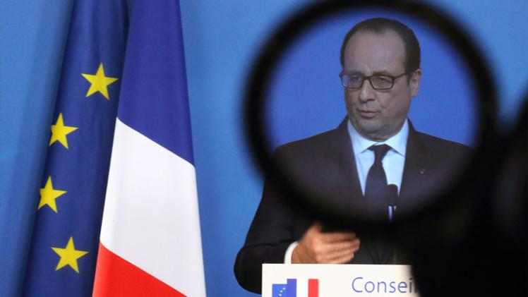 El superimpuesto aplicado en Francia por Hollande termina como un fracaso