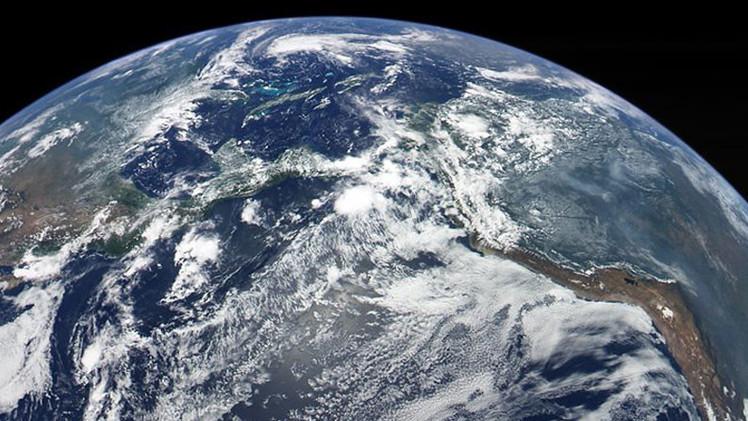 Cómo se vería nuestro planeta si duplicaría su tamaño